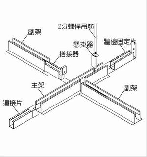 农村建房钢架结构图